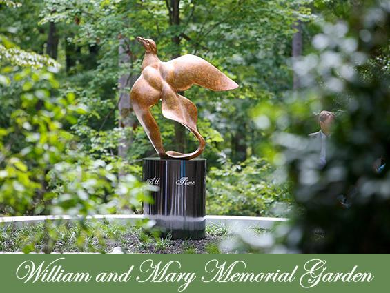 William Mary Memorial Garden William Mary Alumni Association